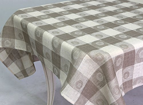 Flachs Tischdecke Rechteck Küche zu Hause Esstisch Tuch schöne ...